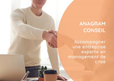 Anagram Conseil   Découvrir le projet
