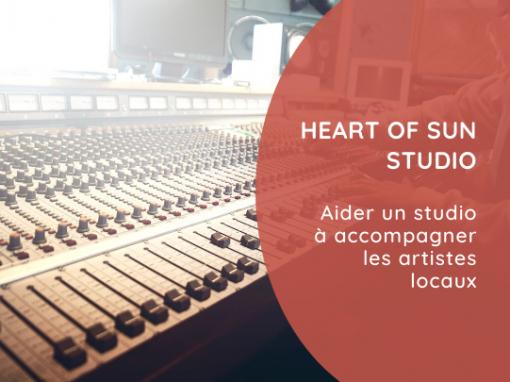 Heart Of Sun Studio   Découvrir le projet