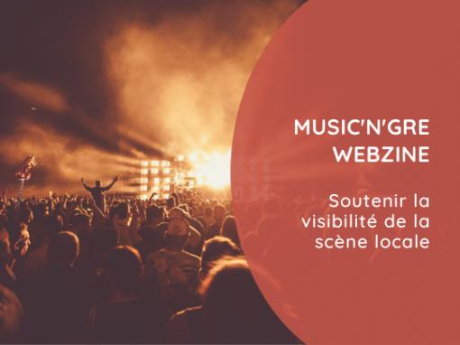 Music'n'Gre Webzine   Découvrir le projet