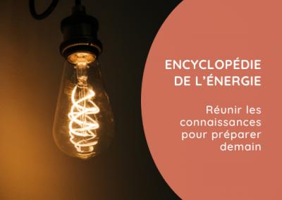 Encyclopédie de l'Énergie   Découvrir le projet