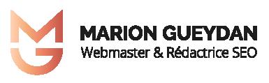 Marion Gueydan Webmaster